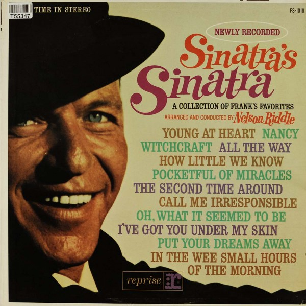 Frank Sinatra: Sinatra's Sinatra : A Collection Of Frank's Favourites