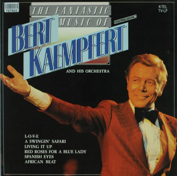 Bert Kaempfert: The Fantastic Music Of Bert Kaempfert