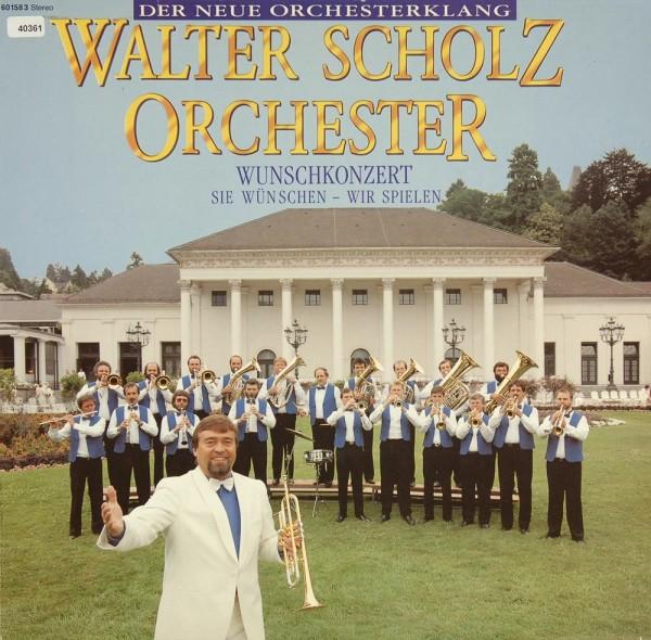 Scholz, Walter Orchester: Wunschkonzert