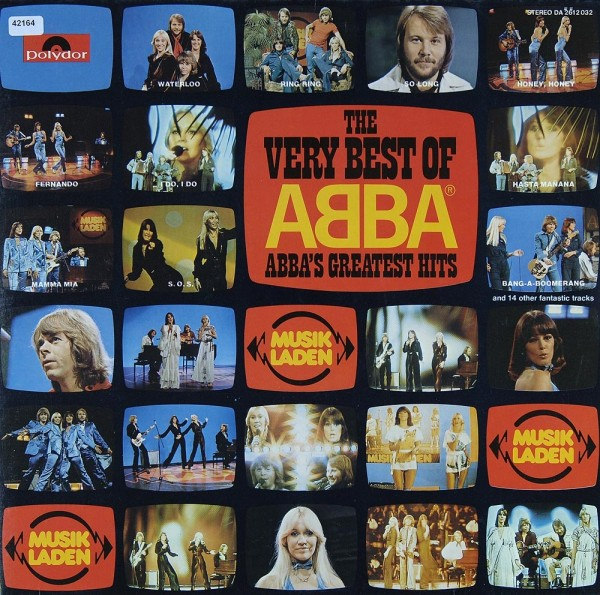 ABBA: The very Best of ABBA - Musikladen