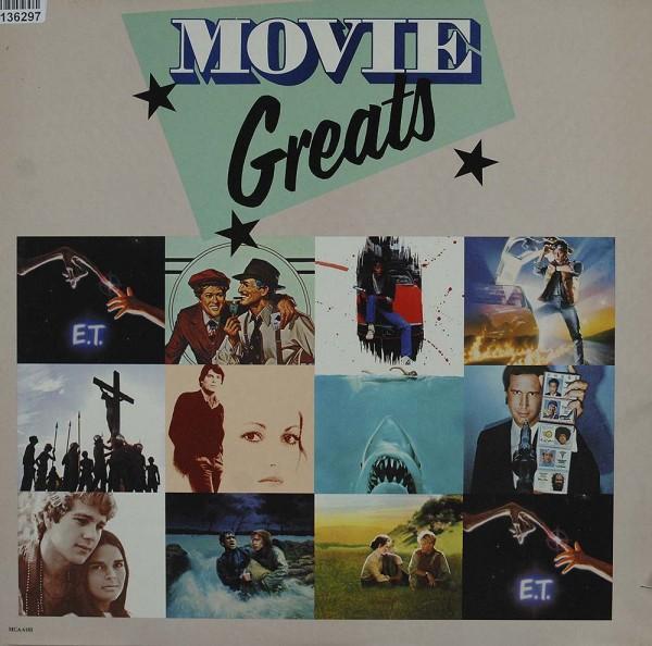 Various: Movie Greats