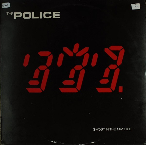 Police, The: Ghost in the Machine