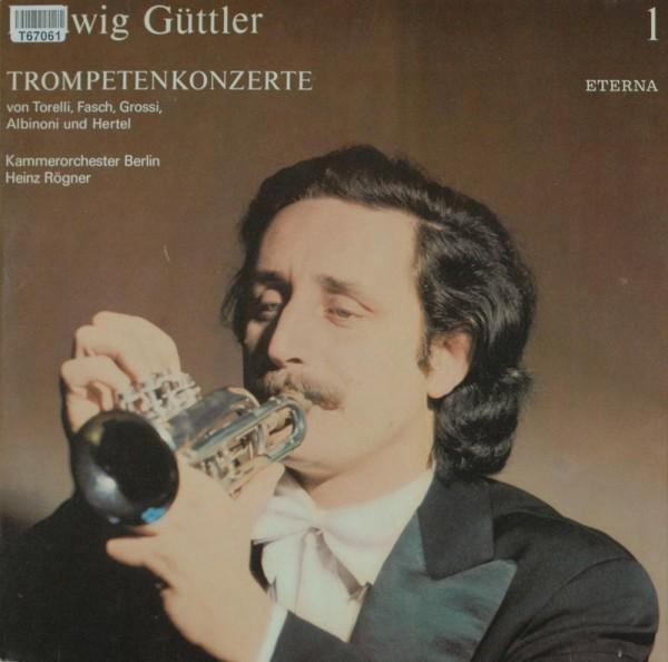 Ludwig Güttler, Kammerorchester Berlin, Hei: Trompetenkonzerte