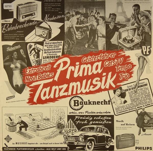 Various: Prima Tanzmusik