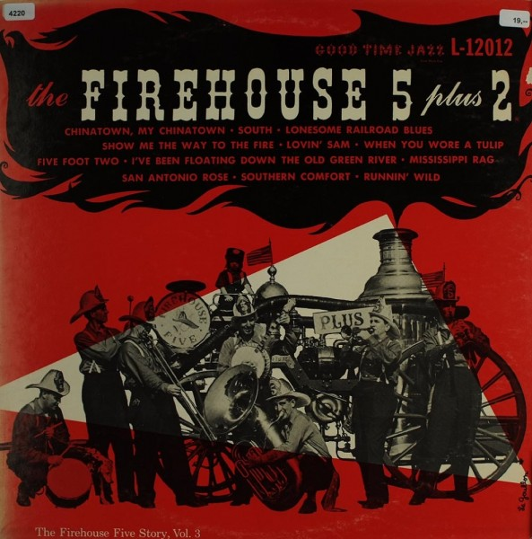 Firehouse Five Plus Two: The Firehouse Five Story, Vol.3