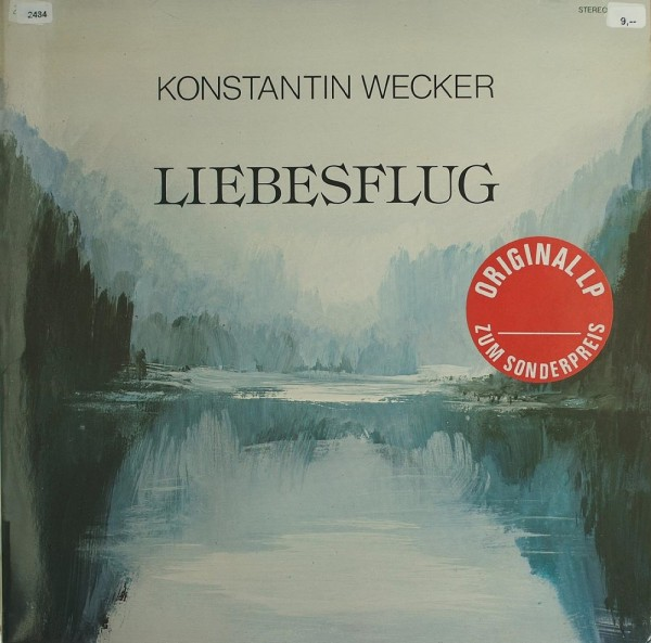 Wecker, Konstantin: Liebesflug