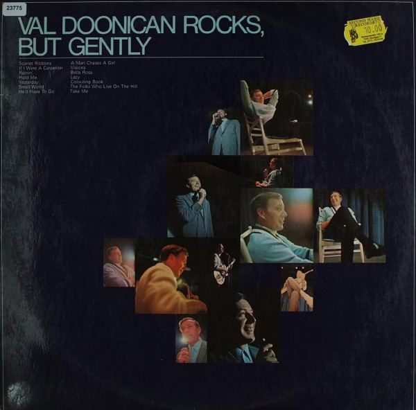 Doonican, Val: Val Doonican rocks, but gently