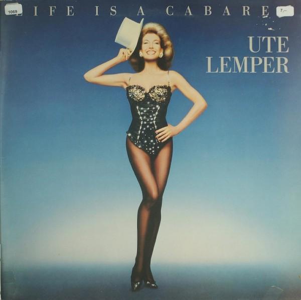 Lemper, Ute: Life is a Cabaret