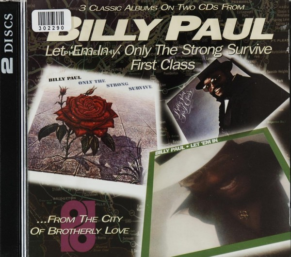 Billy Paul: Let `Em In / Only the Strong Survive