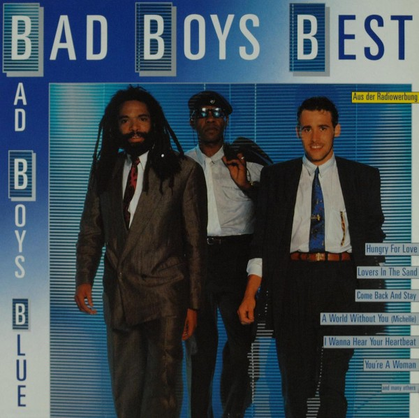 Bad Boys Blue: Bad Boys Best