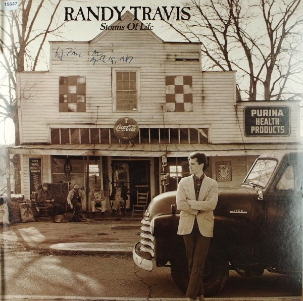 Travis, Randy: Storms of Life