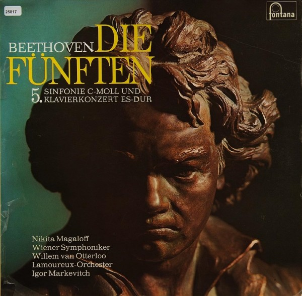 Beethoven: Die Fünften