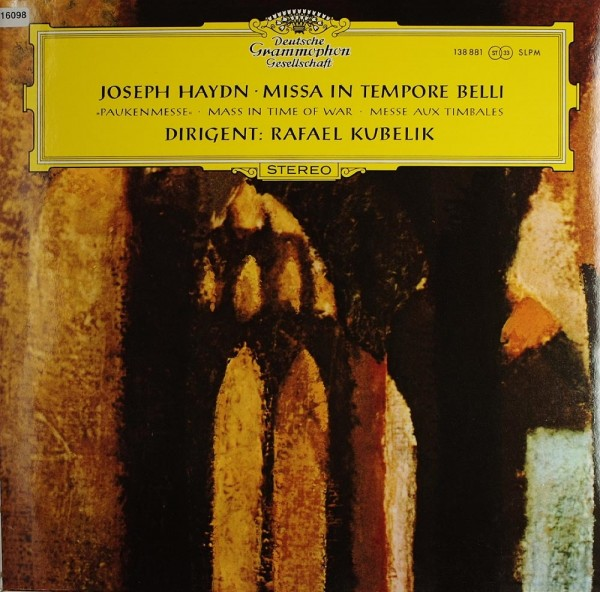 Haydn: Missa in tempore belli - Paukenmesse