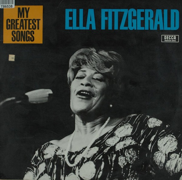 Ella Fitzgerald: My Greatest Songs