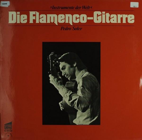 Soler, Pedro: Die Flamenco Gitarre