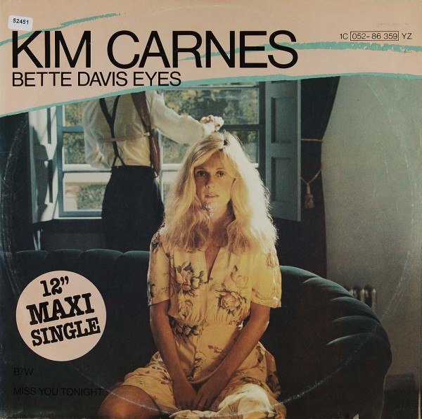 Carnes, Kim: Bette Davis Eyes