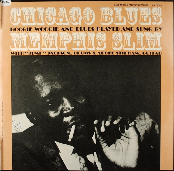 Memphis Slim: Chicago Blues