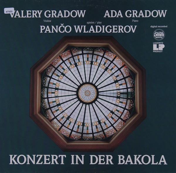 Vladigerov, Pancho: Konzert in der Bakola