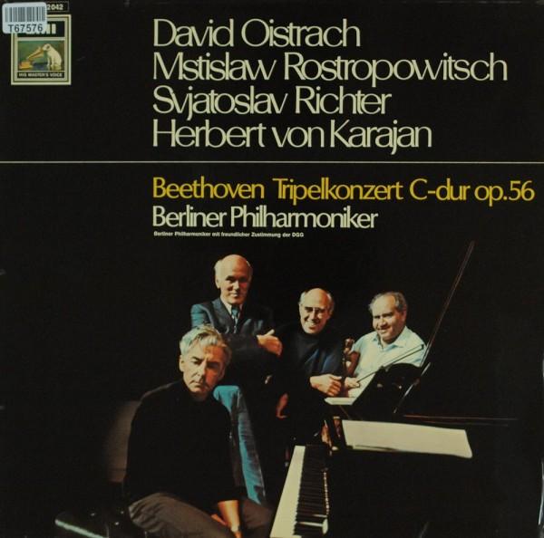 Ludwig van Beethoven - Berliner Philharmoni: Tripelkonzert C-Dur Op.56