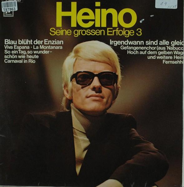 Heino: Seine Grossen Erfolge 3