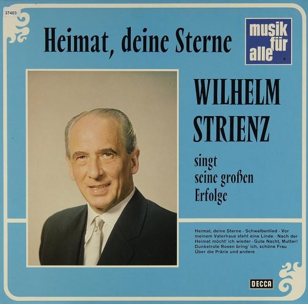 Strienz, Wilhelm: Heimat, deine Sterne