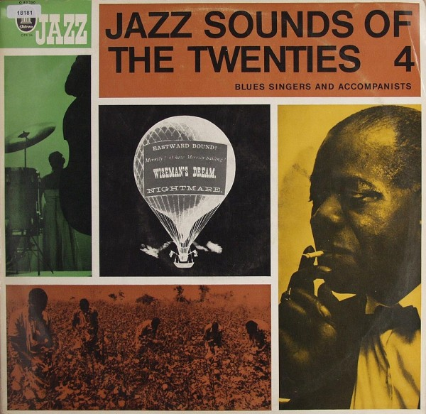 Various (Blues Singers and Accompanists): Jazz Sounds of The Twenties