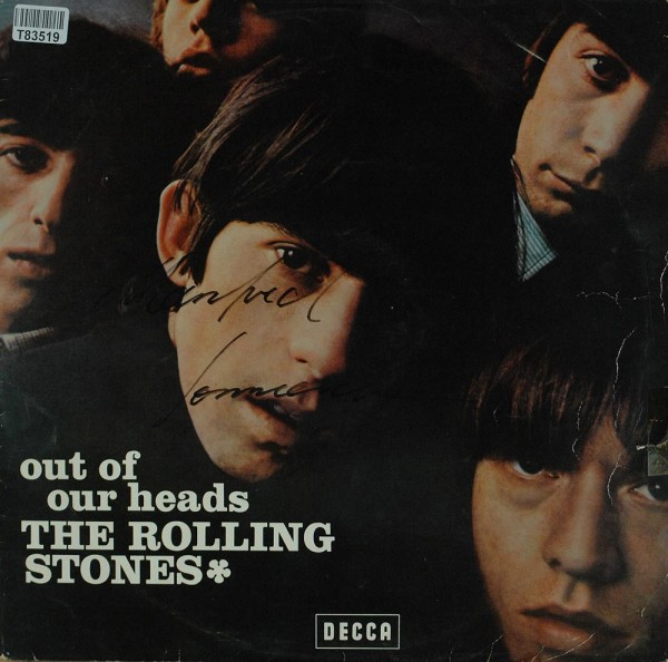 The Rolling Stones: Out Of Our Heads