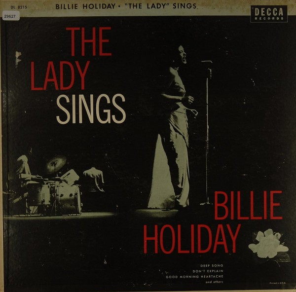 Holiday, Billie: The Lady sings