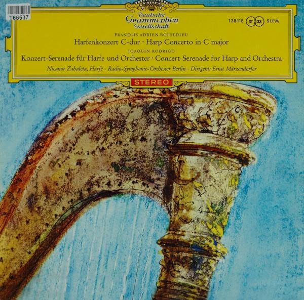 François-Adrien Boieldieu ‧ Joaquín Rodrigo: Harfenkonzert C-dur · Harp Concerto In C Major - Konzer