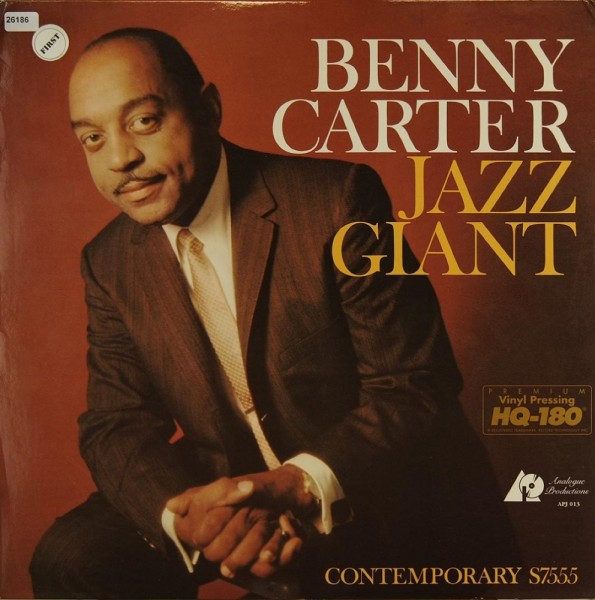 Carter, Benny: Jazz Giant