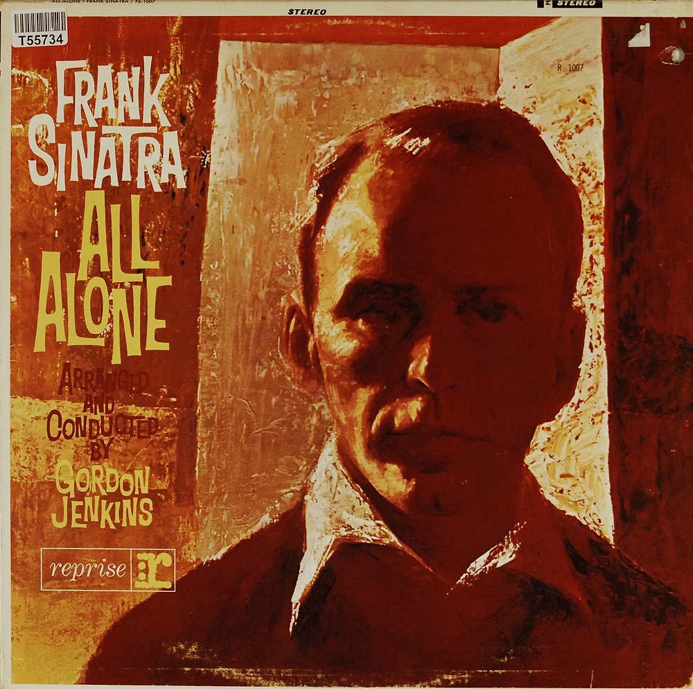 frank sinatra all alone big band easy listening jazz blues gebrauchte lps und cds. Black Bedroom Furniture Sets. Home Design Ideas
