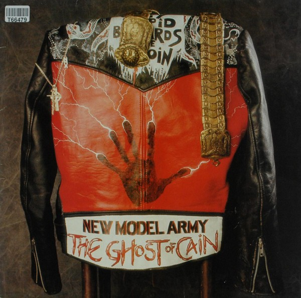 New Model Army: The Ghost Of Cain