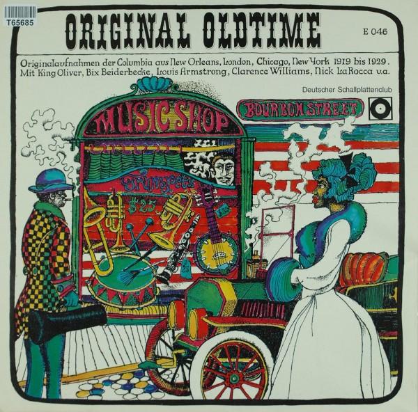 Various: Original Oldtime