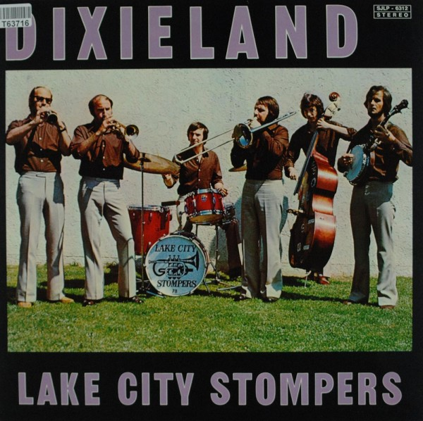 Lake City Stompers: Dixieland