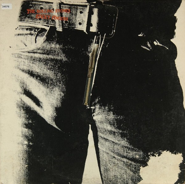 Rolling Stones, The: Sticky Fingers
