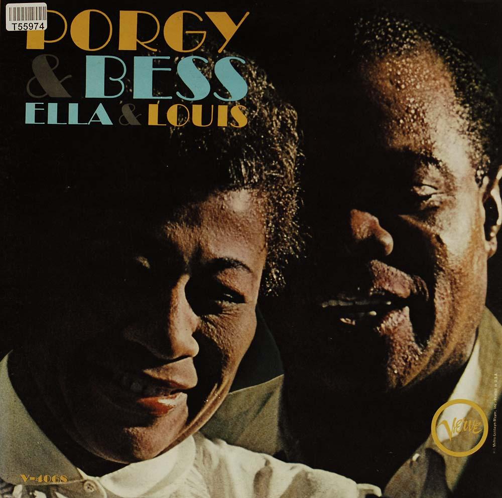 Ella Fitzgerald Und Louis Armstrong Ella Und Louis Singen Aus Porgy And Bess