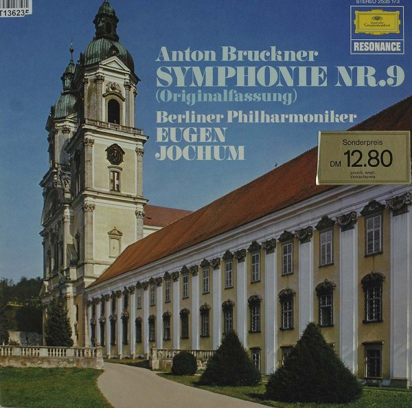 Anton Bruckner, Eugen Jochum, Berliner Philh: Symphonie No. 9 (Original Version)