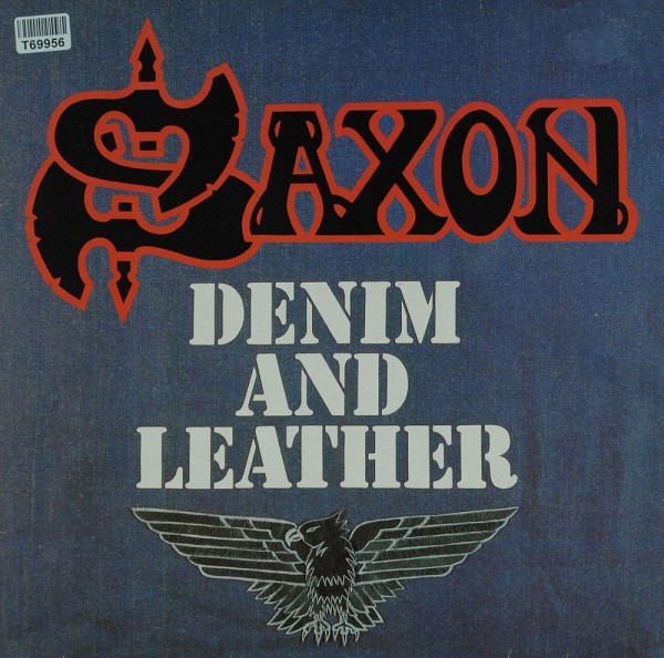 Saxon: Denim And Leather