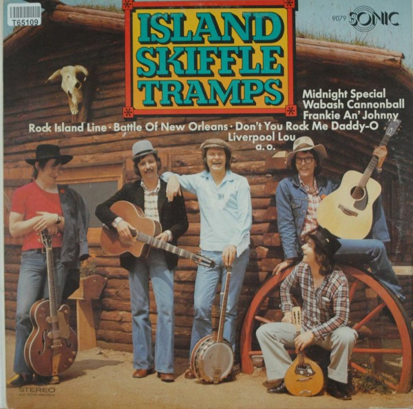Island Skiffle Tramps: Island Skiffle Tramps