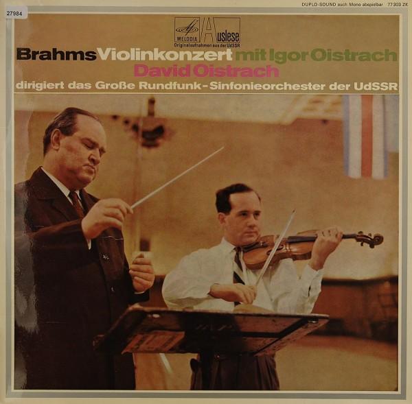 Brahms Violinkonzert