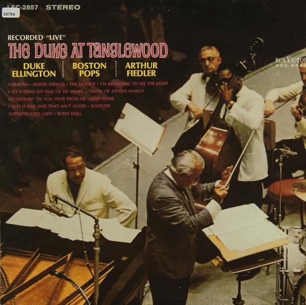 Ellington, Duke / Fiedler, Arthur & Boston Pops: The Duke at Tanglewood
