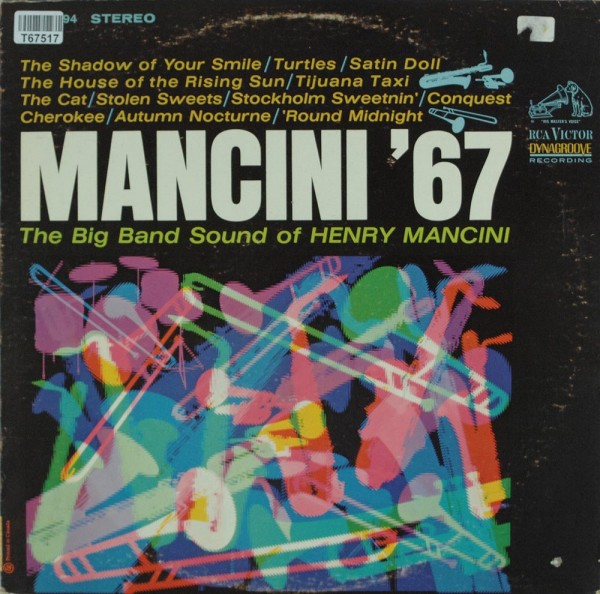 Henry Mancini And His Orchestra: Mancini '67