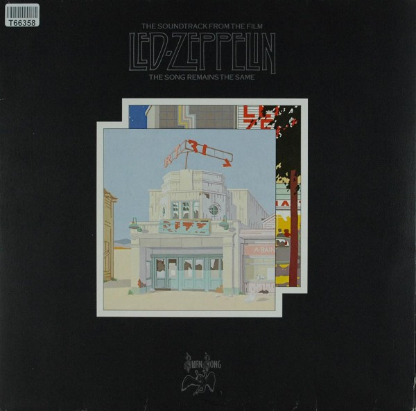 Led Zeppelin: The Soundtrack From The Film The Song Remains The Same