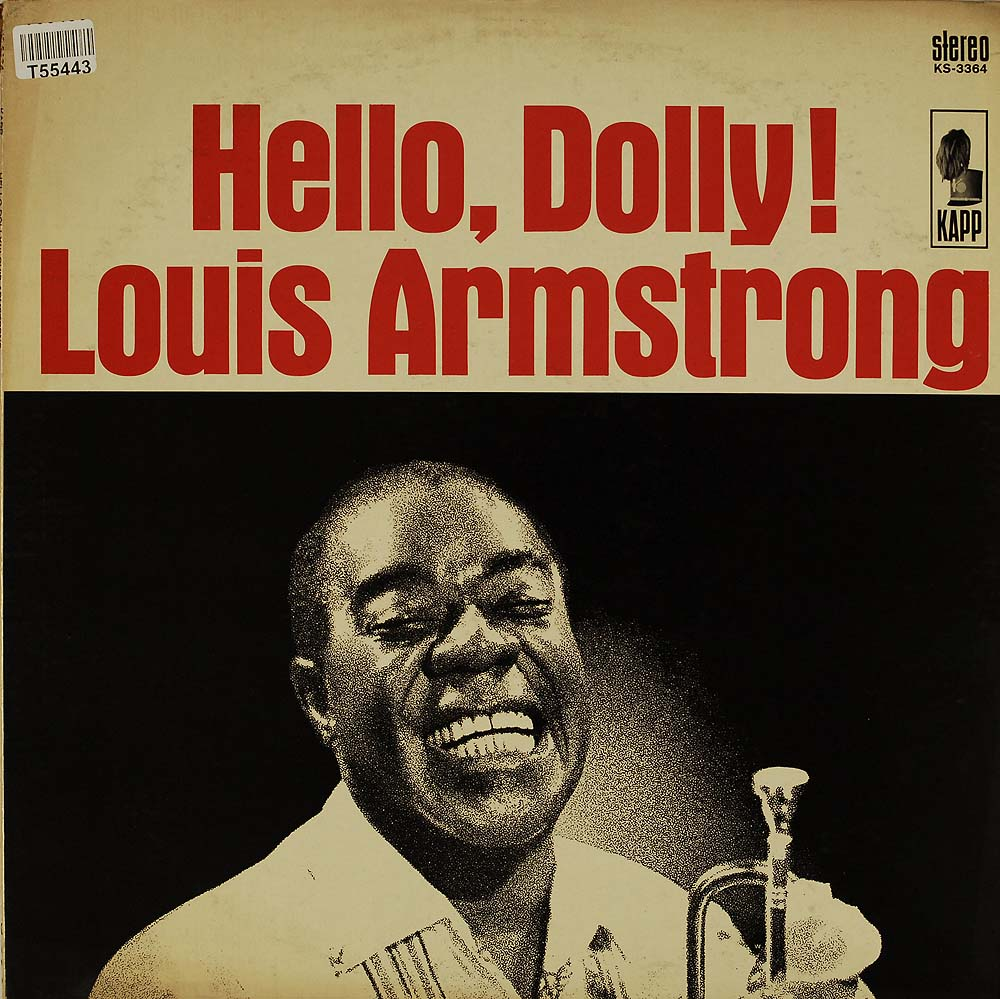 louis armstrong hello dolly swing jazz blues gebrauchte lps und cds kaufen. Black Bedroom Furniture Sets. Home Design Ideas