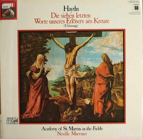 Haydn: Die 7 letzten Worte uns. Erlösers am Kreuze (Urf.)