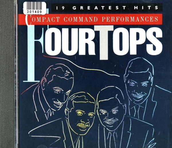 Four Tops: 19 Greatest Hits