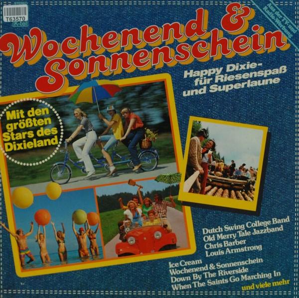 Various: Wochenend & Sonnenschein, Happy Dixie - Für Riesenspaß Und Superlaune