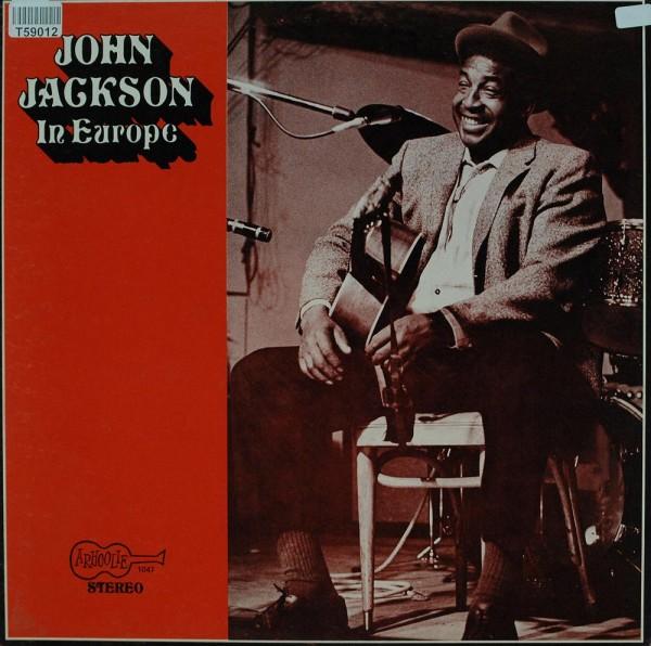 John Jackson (4): In Europe