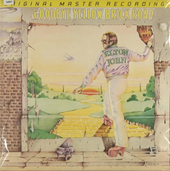John, Elton: Goodbye Yellow Brick Road