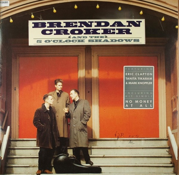 Croker, Brendan and the 5 o`clock Shadows: Same